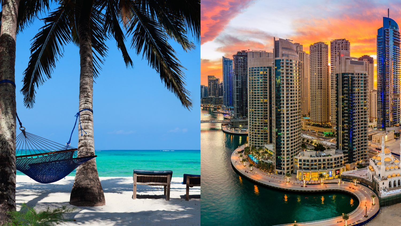 Zanzibar e Dubai